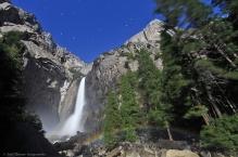 Moonbow : Yosemite Falls